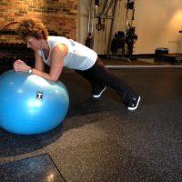 Bosu Ball Balance