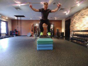 Box Jumping