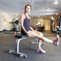 kecia-ankle-stretches