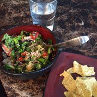 Kecia healthy meal