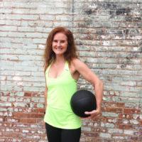 kecia- strand personal trainer