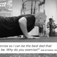Bob Strand Fitness Personal Trainer